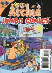 Archie Comics Group's Archie: Jumbo Comics Digest Issue # 316