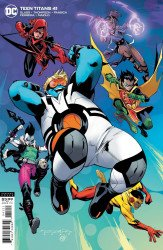 DC Comics's Teen Titans Issue # 41b