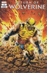 Marvel Comics's Return of Wolverine Issue # 1h