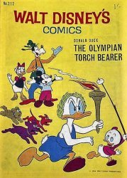W.G.(Wogan)Publications's Walt Disney's Comics Issue # 217