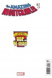Marvel Comics's The Age of X-Man: The Amazing Nightcrawler Issue # 1d