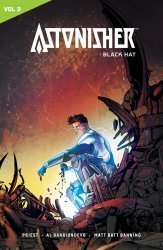Lion Forge Comics's Catalyst Prime: Astonisher TPB # 3
