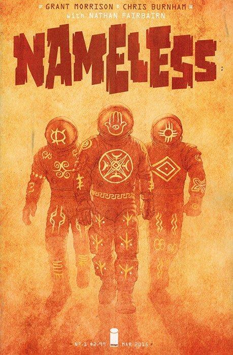 Nameless #1  Image Comics    1st Print    CGC 9.8