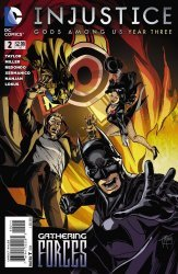 DC Comics's Injustice:Gods Among Us - Year Three Issue # 2