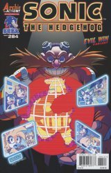 Archie's Sonic the Hedgehog Issue # 284b