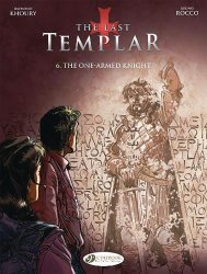 Cinebook's The Last Templar Soft Cover # 6
