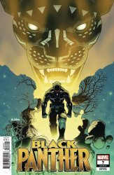 Marvel Comics's Black Panther Issue # 7d