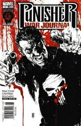 Marvel Comics's Punisher: War Journal Issue # 17b