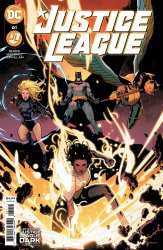 DC Comics's Justice League Issue # 61