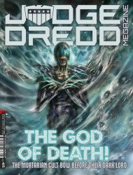 Rebellion's Judge Dredd Megazine Issue # 425