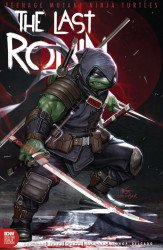 IDW Publishing's TMNT: The Last Ronin Issue # 2hyuk lee-a