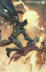 DC Comics's Detective Comics Issue # 1027k