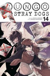Yen Press's Bungo: Stray Dogs Soft Cover # 14