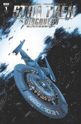 IDW Publishing's Star Trek Discovery: Succession Issue # 1ri-b