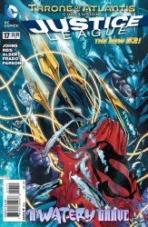 DC Comics's Justice League Issue # 17