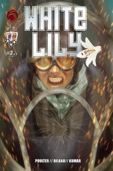 Stonebot Comics's White Lily Issue # 3