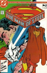 DC Comics's The Man of Steel Issue # 5