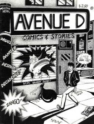Glenn Head's Avenue D Comics And Stories Issue nn