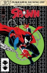 Image Comics's Spawn Issue # 301alamo