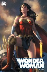 DC Comics's Wonder Woman Issue # 750unknown-c