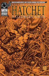 American Mythology's Victor Crowley's Hatchet: Halloween Tales Issue # 1c
