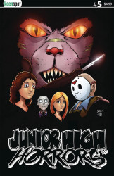 Keenspot Entertainment's Junior High Horrors Issue # 5