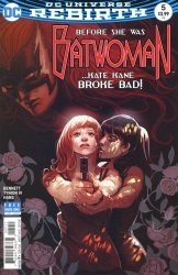DC Comics's Batwoman Issue # 5