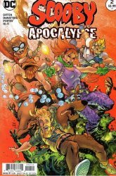 DC Comics's Scooby: Apocalypse Issue # 2 - 2nd print