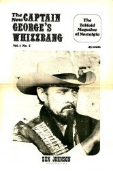 Memory Lane Publications's New Captain George's Whizzbang Issue # 5