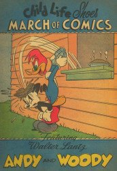 Western Printing Co.'s March of Comics Issue # 55c