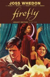 BOOM! Studios's Firefly: Legacy Edition TPB # 1