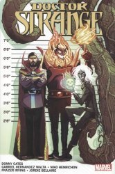 Marvel Comics's Doctor Strange by Donny Cates  Hard Cover # 1