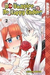 TokyoPop/Mixx's No Vampire, No Happy Ending Soft Cover # 2