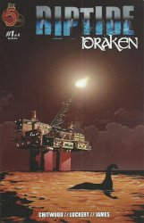 Red 5 Comics's Riptide: Draken Issue # 1