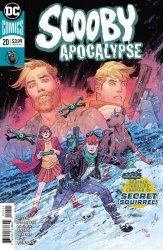 DC Comics's Scooby Apocalypse Issue # 20b