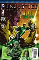 DC Comics's Injustice: Gods Among Us - Year Two Annual # 1