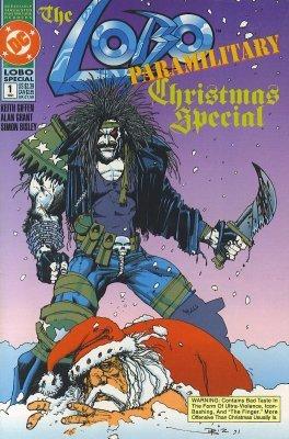 Lobo: Paramilitary - Christmas Special 1 (DC Comics ...