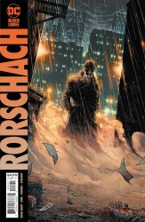 DC Black Label's Rorschach Issue # 8b