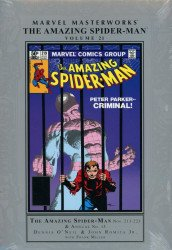 Marvel Comics's Marvel Masterworks: Amazing Spider-Man Hard Cover # 21