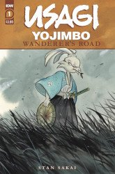 IDW Publishing's Usagi Yojimbo: Wanderers Road Issue # 1