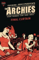 Archie Comics Group's The Archies Issue # 7b
