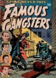 Avon Periodicals's Famous Gangsters Issue # 1