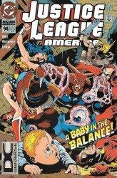 DC Comics's Justice League America Issue # 94b