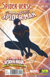 Marvel's The Amazing Spider-Man Issue # 10c