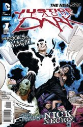DC Comics's Justice League Dark Annual # 1