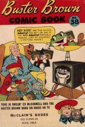Buster Brown Shoes's Buster Brown Comics Issue # 38mcclains
