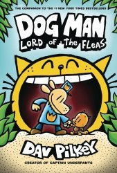 Graphix's Dog Man Soft Cover # 5