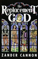 Amaze Ink/Slave Labor Graphics's Replacement God TPB # 1