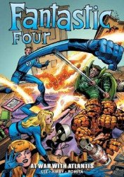 Marvel Comics's Fantastic Four: Epic Collection TPB # 6