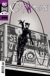 DC Comics's Catwoman Issue # 4